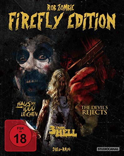 Rob Zombie Firefly Edition [Blu-ray]