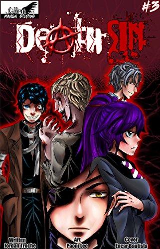Death Sin Volume III: Demon Horror manga (Asura Rising Part 3) (English Edition)