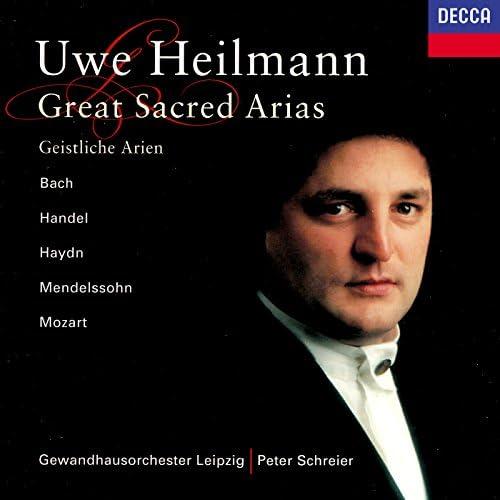 Uwe Heilmann, Gewandhausorchester Leipzig & Peter Schreier