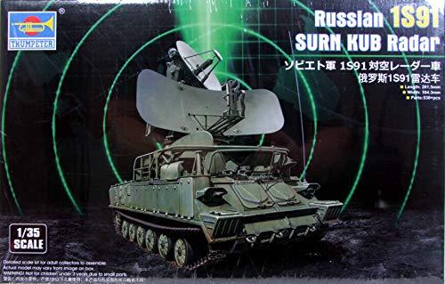 Trumpeter 009571 1/35 1S91 SURN KUB Radar Modellbausatz, verschieden
