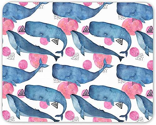 Mauspad, Hübsches Mattenpad für hübsche Wale - Surf-Tauchcomputer von Sea Creatures