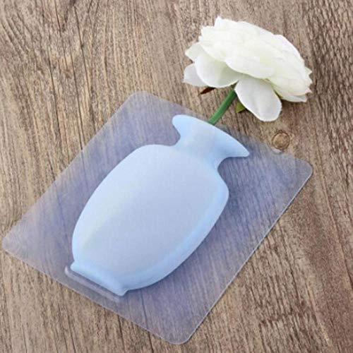JXJTHPMuurpasta vaas ruwrubber vaas gratis sticker praktische siliconen vaas koelkast magneet