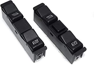 Bernard Bertha Electric Window Switch Pairing Is Suitable For Mercedes-Benz W123 W126 W201 0008208110 0008208210