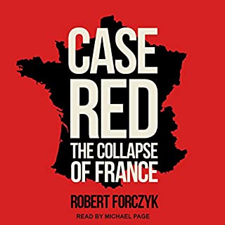 Case Red cover art