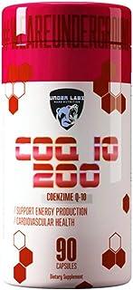COQ-10 200mg (90 caps) - Único, Under Labz