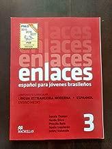 Enlaces 1 Espanol para Jovenes Brasilenos de Soraia Osman e Outros Autores pela Macmillan (2013)