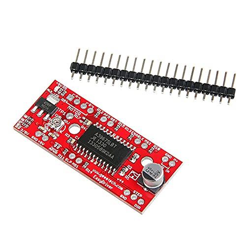 Stampante 3D easydriver Shield Driver Board per scheda di sviluppo Arduino