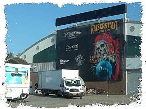 5th Stop: Aachen - Kaiserstadt Tattoo Expo
