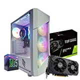 Pc gaming Intel i5 9th 4.10Ghz, Gtx 1650 4Gb,Ssd M.2 256 Gb,Hdd 1...