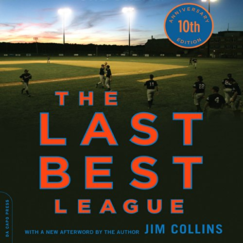 The Last Best League, 10th Anniversary Edition audiobook cover art