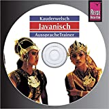 Reise Know-How Kauderwelsch AusspracheTrainer Javanisch (Audio-CD): Kauderwelsch-CD - Bettina David
