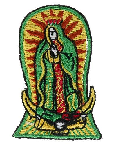 Virgin Mary Madona bestickt Patch