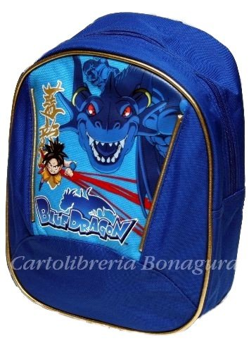 Blue Dragon, Sac à dos Bleu bleu