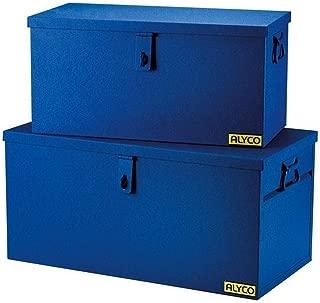 Alyco 192794 - Pack 2 baules metalicos para herramientas
