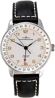 Zeno - Watch Reloj Mujer - X-Large Retro Pointer Date - P554Z-f2