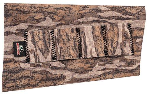 Mossy Oak Neoprene Buttstock Shotgun Shell Holder, Mossy Oak Bottomland, One Size