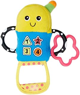 The First Years Peek-A-Boo Phone Soft Toy [Y2548](Assorted Color)