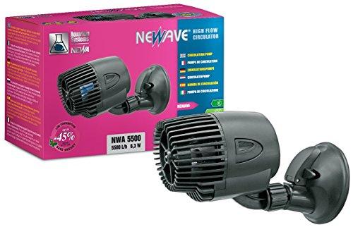 Acquario Systems 0081080–Pompa di circolazione Newave NWA 5500