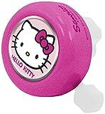 Hello Kitty 800111 - Avisador, Timbre de Bicicleta para niño, Montaje rápido, Sencillo y eficaz, se Adapta a Todos los manillares Juveniles Unisex, Rosa, TU