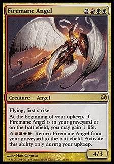 Magic: the Gathering - Firemane Angel - Duel Decks: Ajani vs Nicol Bolas