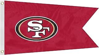 NFL San Francisco 49ers Boat/Golf Cart Flag