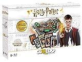 Cluedo - Harry Potter Style Jeu de Société Blanc (Version Anglaise)