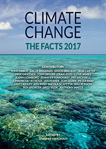 『Climate Change: The Facts 2017 (English Edition)』のトップ画像