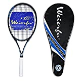Weierfu 27' Tennis Rackets for Adults,9.8 oz Light Weight Adult Tennis Racquets with...