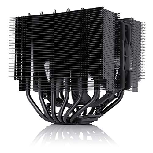 Noctua NH-D15S chromax.Black, Premium Dual-Tower...