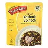 Tasty Bite Entrees - Indian Cuisine - Kashmir Spinach - 10 oz - case of 6 - Gluten Free -