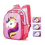 Best Backpack Kindergartens - Magic Reversible Sequin School Bag, Lightweight Pre-School Backpack Review