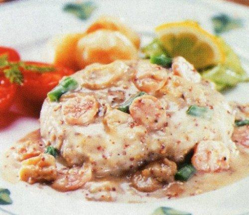 MCC食品(エムシーシー食品) 業務用 冷凍食品 マスタードdeハンバーグ 1個(180g)