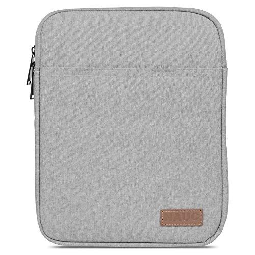 UC-Express Sleeve Hülle für Wacom Intuos S Tasche Schutzhülle Cover Grafiktablett Case Etui, Farbe:Grau