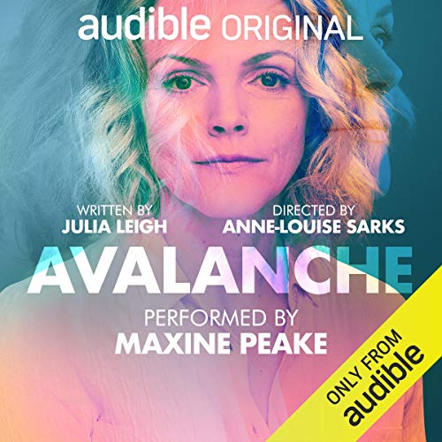 Avalanche  By  cover art