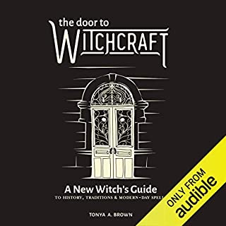The Door to Witchcraft audiobook cover art