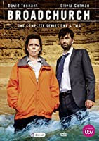 Broadchurch - The Complete Series One & Two [Import]