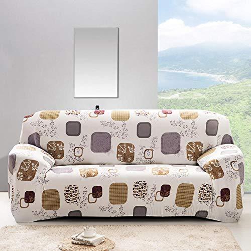 Armchair Cover,Universal-Sofabezug für Vier Jahreszeiten, elastischer Kissenbezug mit vollständiger Abdeckung, Schutzbezug für das Möbelsofa, modisches Wohnzimmer-Sofa-Antifouling-Kissen-Farbe 7_235-