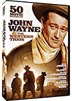 John Wayne & The Western Trios: 50 Movie Roundup [DVD] [Import]