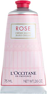 Loccitane Rose Hand Cream, 75 ml