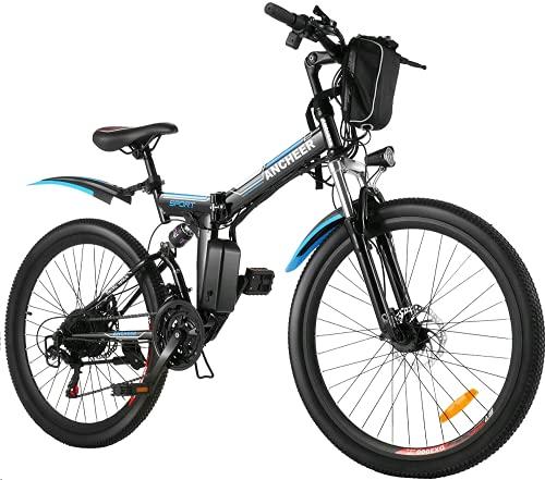 Ancheer AE3 E-Bike-Klapprad