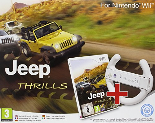 Jeep Thrills + Volante