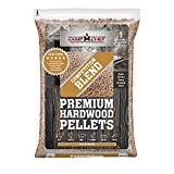 Camp Chef Competition Blend BBQ Pellets, Hardwood Pellets for Grill, Smoke, Bake, Roast, Braise and...