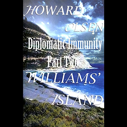 Diplomatic Immunity Part II audiobook cover art