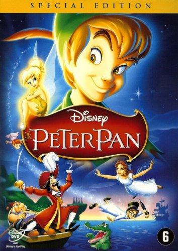 Walt Disney - Peter Pan S.E. (1 DVD)