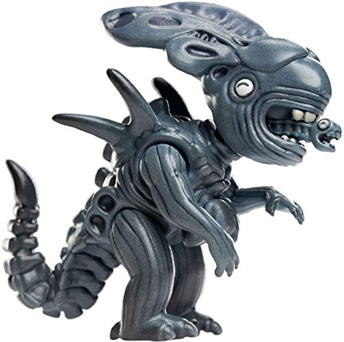 Weta Workshop Micro Epics Aliens Alien Queen Mini Figure. Multicolor