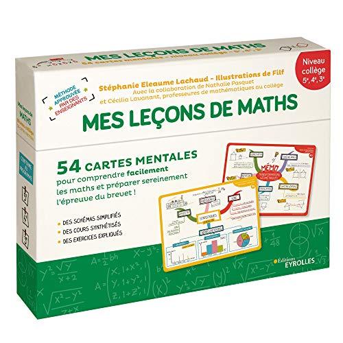 Mes leçons de maths - niveau collège