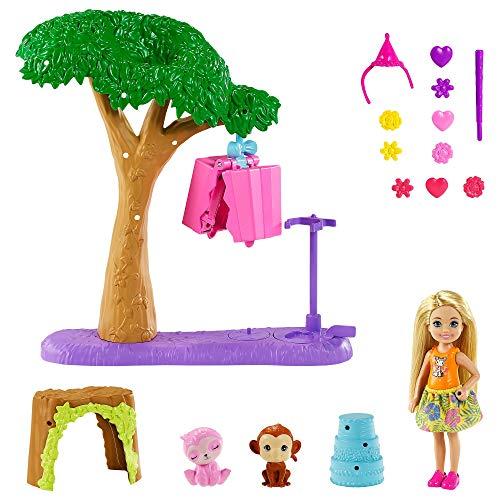 Barbie Dreamhouse Adventures Chelsea Festa Na Selva