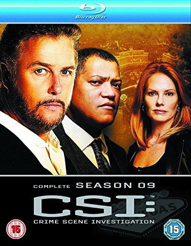 CSI - Crime Scene Investigation - Las Vegas - Series 9 - Complete [Blu-ray] [Reino Unido]