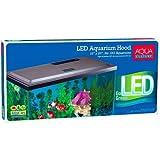 Aqua Culture LED Aquarium Hood for 10 Gallon Aquariums
