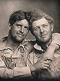 Ils s'aiment - Un siècle de photographies d hommes amoureux 1850-1950